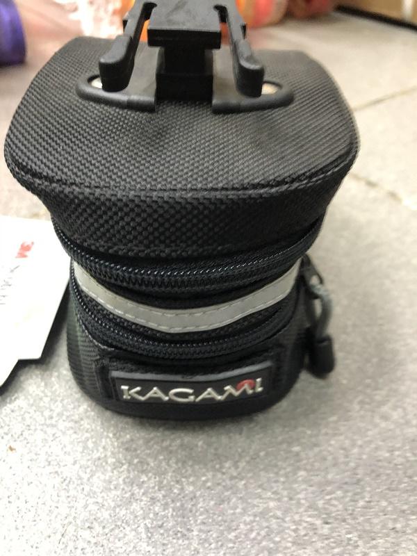 Сумка подседельная, крепление CLIP 3 QR SYSTEM KAGAMI (TW) 5026