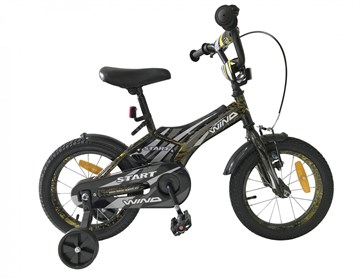 "Детский велосипед WIND START 14"", хаки"