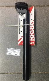 Подседельная труба, алюминий, ø 28,6 x 300 мм, black