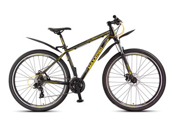 Велосипед MAXXPRO HARD 29 ULTRA черно-серый