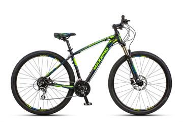 Велосипед MAXXPRO HARD 29 Mega черно-желтый