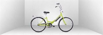 Racer 26-1-31 (зеленый), складной велосипед