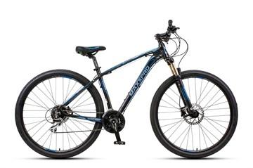 Велосипед MAXXPRO HARD 29 Mega черно-серый