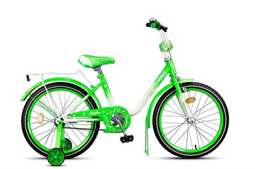 Велосипед MAXXPRO SOFIA бело-зеленый