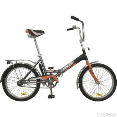 Racer 26-1-31 (серый), складной велосипед