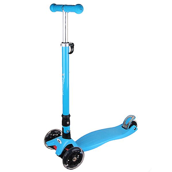 Самокат-кикборд Gimpel K 118/80 Blue