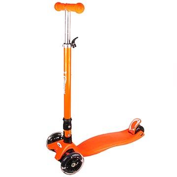 Самокат-кикборд Gimpel K 118/80 FT Orange