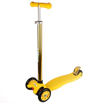 Самокат-кикборд Gimpel K 118/80 Yellow