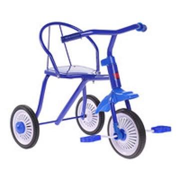 Трехколесный велосипед BLACK AQUA Тип-Топ 313 синий