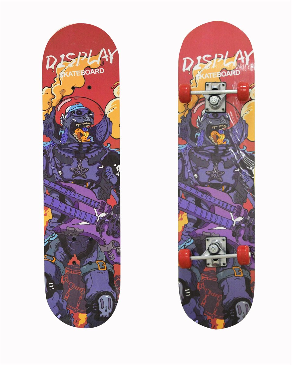 Скейтборд BlackAqua SK-3108 Print 4