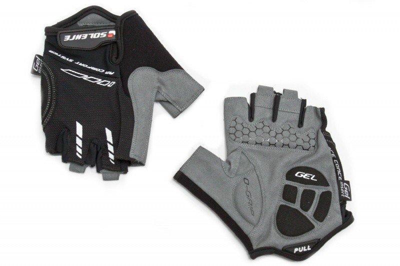 Перчатки велосипедные SOLEHRE SB-01-5002A XL, черные