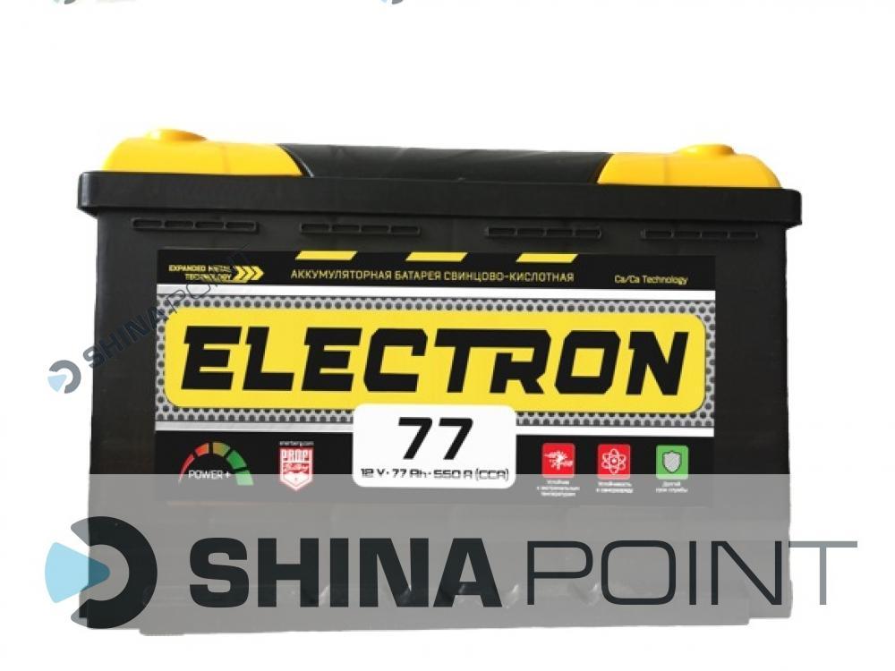 Аккумуляторная батарея Electron 6CT-77L