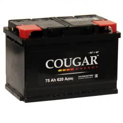 Автомобильный аккумулятор Cougar Energy 75 (обратная полярность)
