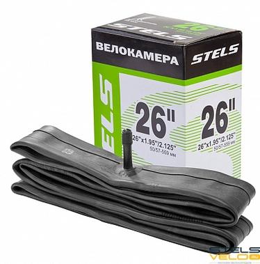 "Велокамера STELS Seyoun 26"" x 1.95""/2.125"" с автовентилем"