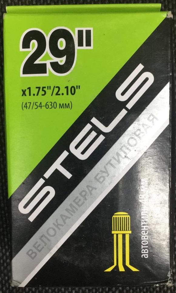 "Велокамера STELS Seyoun 29"" x 1.75""/2.10"" с автовентилем 48 мм"