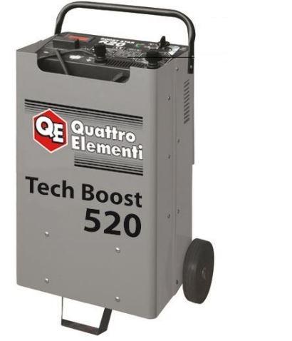 Пуско-Зарядное устройство Quattro Elementi (Ergus) Tech Boost 520 (200А)