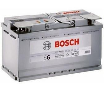 Bosch Silver S4 005, автомобильный аккумулятор