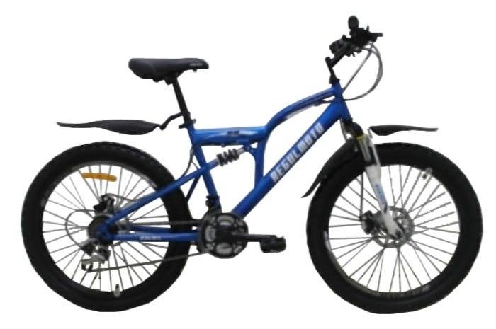 Велосипед Regulmoto 24-208 синий