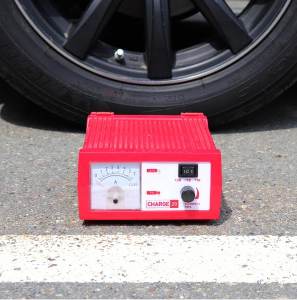 Зарядно-предпусковое устройство Carfort Charge-20