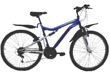 Велосипед Regulmoto 26-316 сине-белый