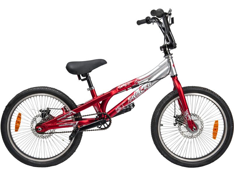 20-004 Велосипед детский RACER, красный