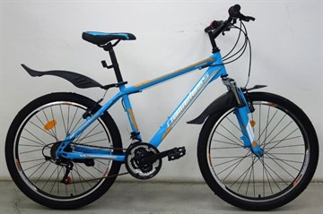 "Велосипед 24"" NAMELESS S4000 STEEL V-BRAKE синий"