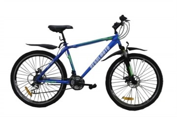 Велосипед Regulmoto 26-109 синий
