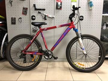 26-114 Велосипед спортивный RACER (ВЫСТАВОЧНЫЙ)