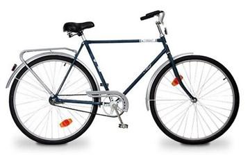 """Велосипед дорожный Aist, 28"""", 1 ск., рама закр. типа синий (ВЫСТАВОЧНЫЙ)"""