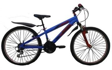 Велосипед Regulmoto 24-201 синий (ВЫСТАВОЧНЫЙ)
