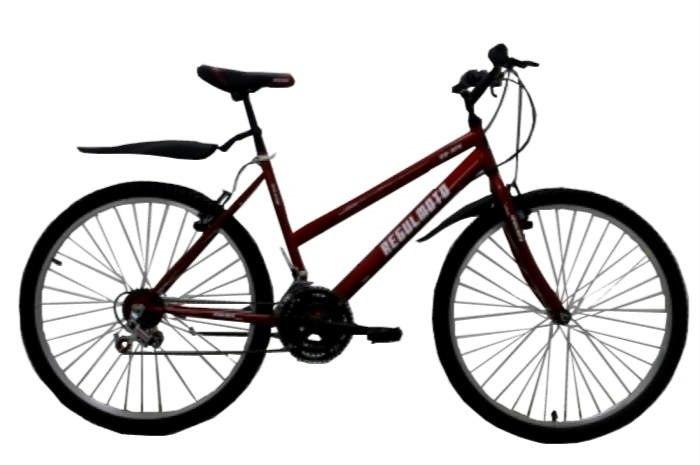 Велосипед Regulmoto 26-314 красный (ВЫСТАВОЧНЫЙ)