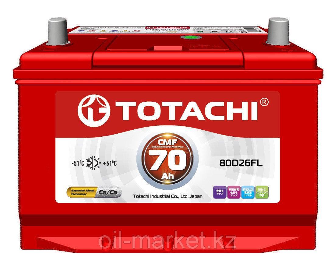 TOTACHI CMF 80D26FL автомобильный аккумулятор
