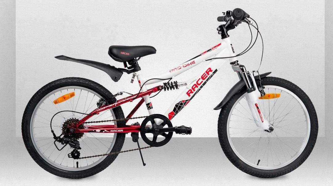 Детский спортивный велосипед Racer 942-20