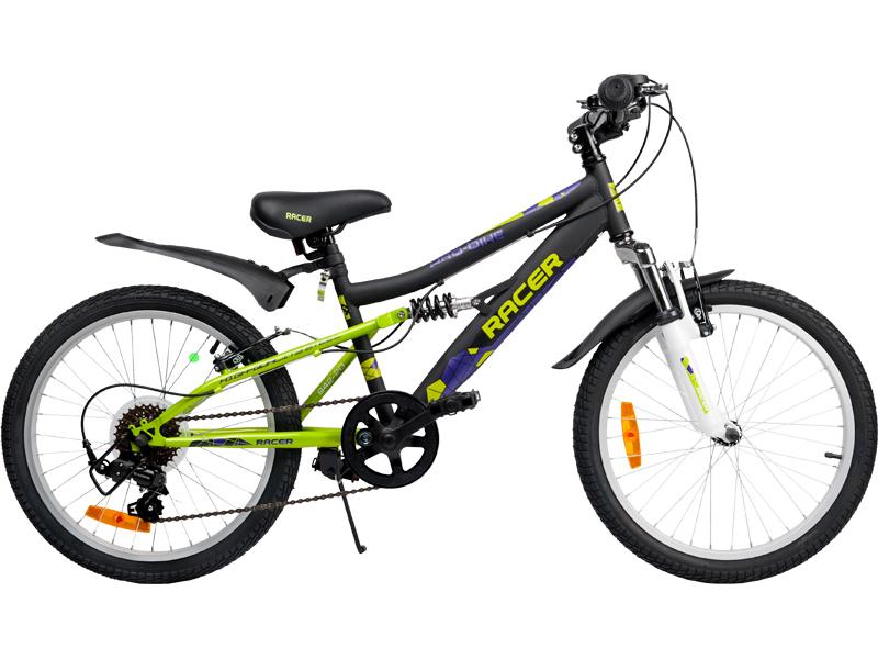Велосипед детский RACER 942-20 черный