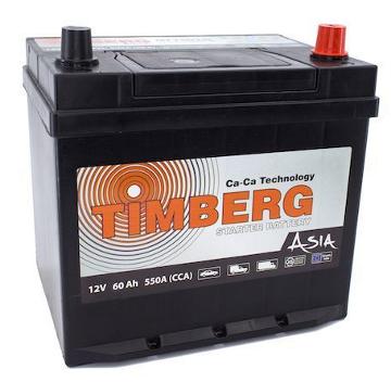 Аккумуляторы Timberg Asia MF55D23L