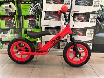 Беговел Gimpel LS 12 (Brake) Red