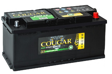 Аккумулятор COUGAR  AGM L6