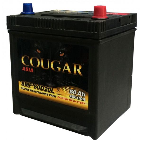 Аккумулятор COUGAR SMF 50D20L
