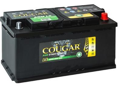 Аккумулятор COUGAR  AGM L5