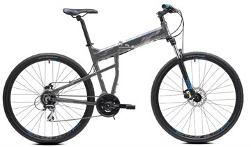 "Велосипед CRONUS SOLDIER 1.0 29"" (19"" рама) серо-голубой"