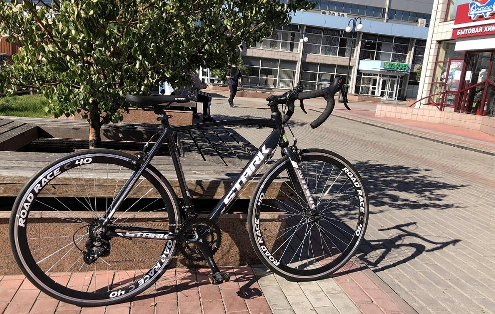 Шоссейный велосипед Stark 18 PELOTON 700.1