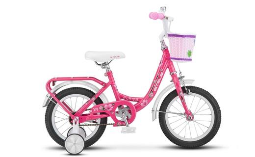 """Велосипед для девочек STELS 14"""" Flyte Lady"""