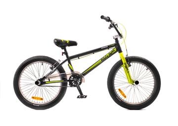 Велосипед BLACK AQUA Х-JUMP 20