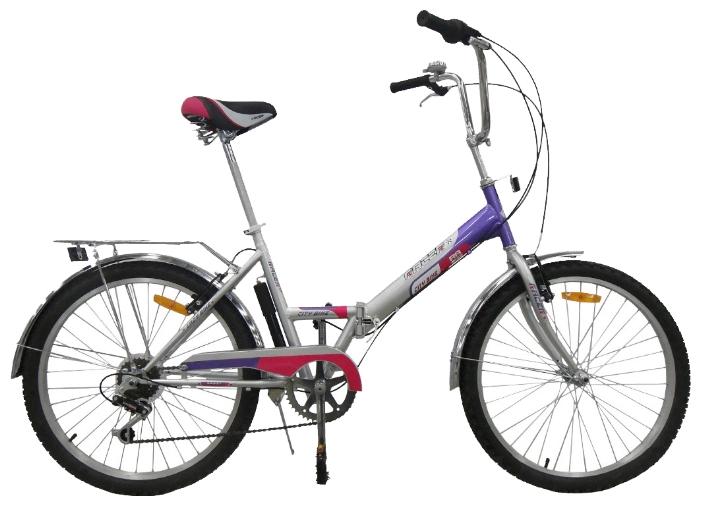 Складной велосипед Racer 24-6-31