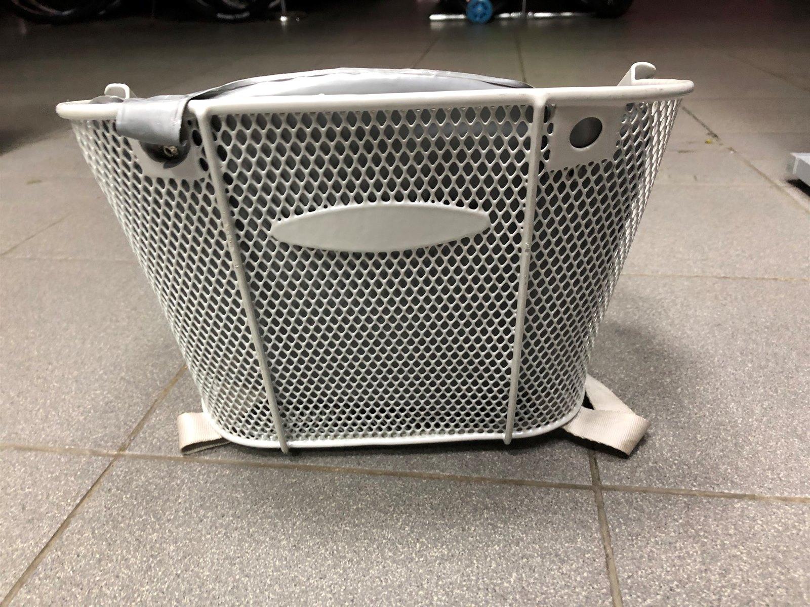 Кресло детское велосипедное TB-02, разборное, на руль