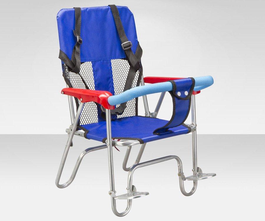 Детское велокресло JL-190 на багажник