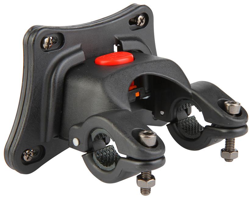Крепеж JY-257 на руль быстросъёмный для велокорзины