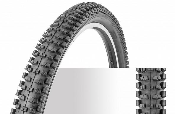 """Велосипедная покрышка 24""""x 2.1"""" SY-B003 SEYOUN"""