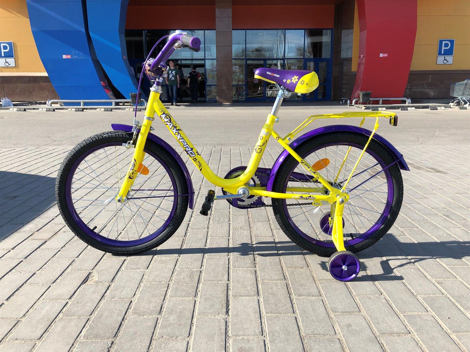 Велосипед MAXXPRO SOFIA 20