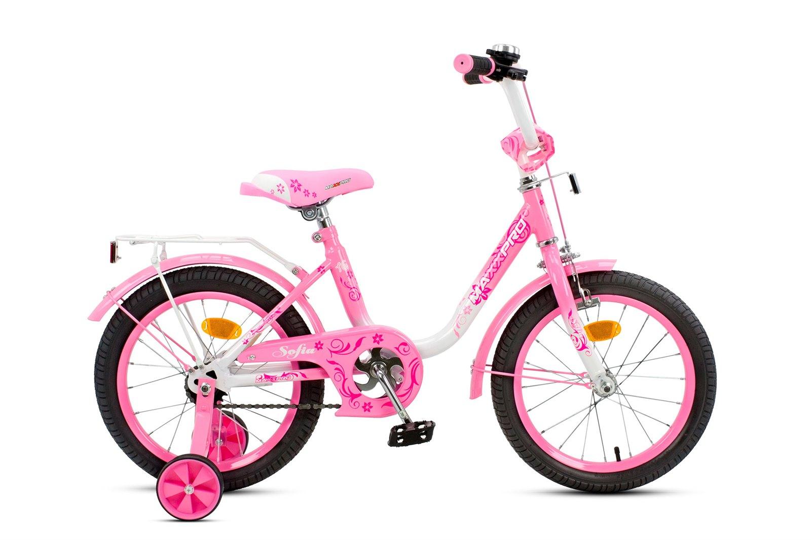 Велосипед MAXXPRO SOFIA 16
